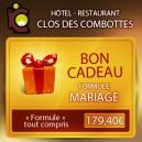 BON CADEAU MARIAGE (179.40 €)